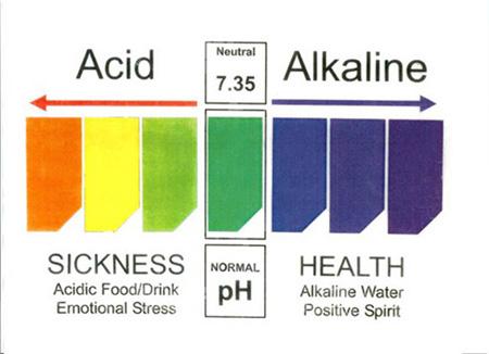 acid-alcali