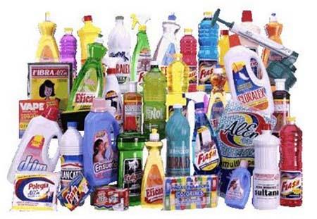 Productes de neteja saps que tens entre mans - Articulos de casa ...